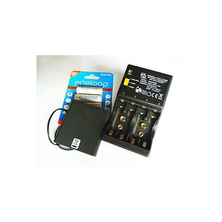 Trends Audio Batterie-Akku- Set für UD-10.1 / UD-10.1 Lite Audio Converter